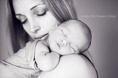 newborn photo ideas with mom - Google Search