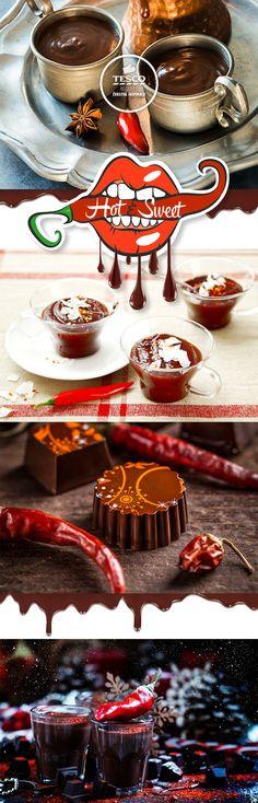 Milujete horkou čokoládu? Připravte ji podle našeho receptu a vychutnejte si ji s chilli a kokosem!