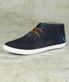 f11a9e74006fdd Fred Perry - Byron Mid Suede Boot. jack idrus · Shoes