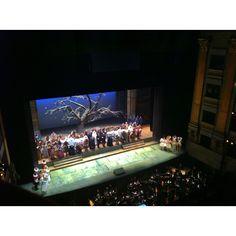 Grande Plácido Domingo. Muy recomendable Cyrano. El 22 se mayo en Radio Clásica a las 20:00