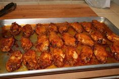 best oven baked hot wings – Easy Recipes