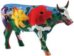 georgia o keefe cow on parade