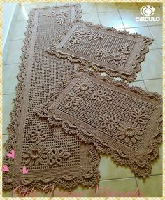 Best 12 Crochet Socks – Crochet How to crochet doily Part 1 Crochet doily rug tutorial Crochet Table Runner Pattern, Crochet Doily Rug, Free Crochet Doily Patterns, Crochet Carpet, Crochet Tablecloth, Crochet Pillow, Crochet Home, Filet Crochet, Crochet Socks
