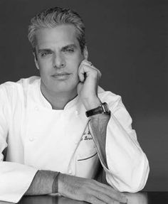 Eric Ripert. Host Avec Eric. Cookbook Author, Owner of Le Bernardin.