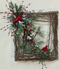 Dear Readers, If You Still Havenu0027t Decorated Your Front Door This Winter  With