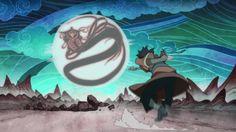the first Avtatar: Wan, airbending Avatar Wan, Legend Of Korra, Bat Signal, Superhero Logos, Favorite Tv Shows, Movies, Art, Art Background, Films