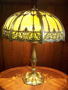 Antique Slag Glass Lamps   Foter  Similar To My Great Grandparents Lamp.