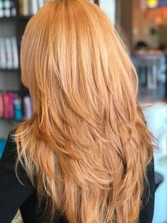 Fall Hair Colors, Cool Hair Color, Light Red Hair Color, Strawberry Blonde Hair Color, Brown Blonde Hair, Fall Blonde, Copper Blonde, Brunette Hair, Black Hair