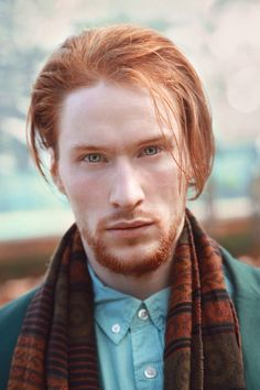 New red hair model male redheads Ideas