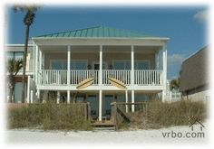 As Close You Can Get On The Beach Castaways Vacation Rental In Panama City From