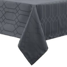 8. Benson Mills Chagall Spillproof Fabric Tablecloth