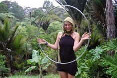 Pixie Merino flapper dress in Black