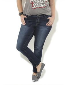Irresistible Skinny Jean from Wet Seal +