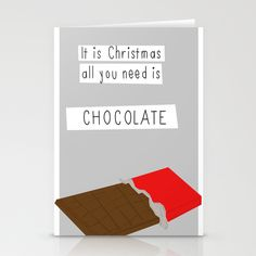 Christmas #2 Stationery Cards