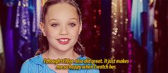 """They don't get picked? Super supportive.   11 Times The Girls Were The Voice Of Reason On """"Dance Moms"""""""
