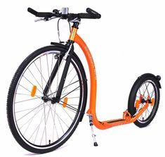 (2) Kickbike Sport G4, sparkesykkel med store hjul | FINN.no