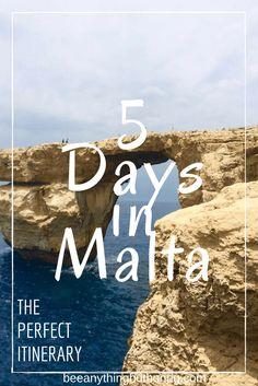 Explore Malta