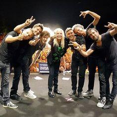 Grazie a tutti!! Ci vediamo ad Ostuni!! 🎶💕 #PattyPravo #eccomi #tour #concert…