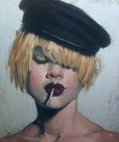 Malcolm T. Liepke: The Emotional Connection in Figure Paintings   #oilpainting #figurepainting