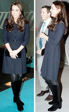 """November 12, 2014 - The Duchess of Cambridge attended a SportsAid workshop where she met young athletes hoping to compete in the 2020 Olympic Games 