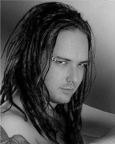 """Korn Jonathan Davis (Singer)"" by bloodyasylumleech - Gorgeous artwork! Doesn't even look like it was someone's art."