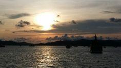 Sunset ..Langkawi, Kedah, Malaysia #sunset #beautiful #langkawi #kedah #malaysia #photography