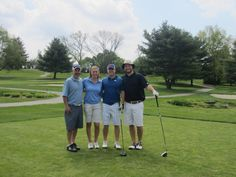 Plymouth Country Club Opening Day 2012