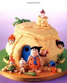 pasteles de los picapiedras - Buscar con Google