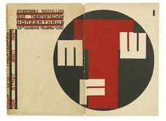Kiesler, Friedrich. Internationale Ausstellung neuer Theatertechnik. Katalog - Programm - Almanach. Wien, 1924