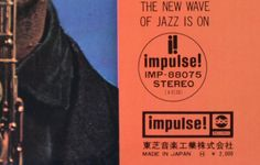 Pharoah Sanders Tauhid LP Japan Impulse!