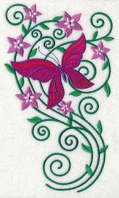 Machine Embroidery Designs at Embroidery Library! - Color Change - J7031 - 4 sizes
