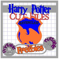 The Scrapoholic : 25 Days of HARRY POTTER Cut File Freebies! Day 13
