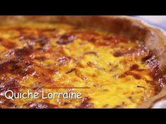 Quiche και όχι Kiss. Η αυθεντική συνταγή για Κις Λορέν χρειάζεται μόλις 3 υλικά και μια υπέροχη τραγανή βάση. Διάβασε το μυστικό μέσα στη συνταγή. Quiche Lorraine, Best Pie, Beverages, Drinks, Lasagna, Macaroni And Cheese, Food And Drink, Ethnic Recipes, Youtube