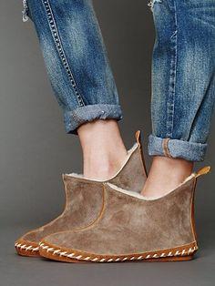 the perfect slipper