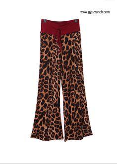 KIDS - Take It or Leave It Leopard Pants