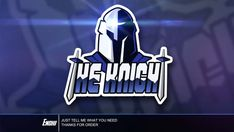 Create a unique mascot logo for gaming in less than 24 hours by Graphic Design Services, Gaming, Darth Vader, Create, Logos, Unique, Projects, Log Projects, Videogames