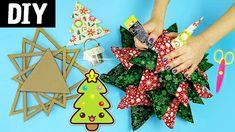 DIY Especial de Natal #6  Árvore de Natal Fofinha | Faça Seu Natal DIY