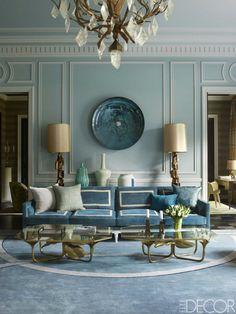 Hochwertig PANTONE FARBEN Wohndesign | Wohnzimmer Ideen | KLASSISCH WOHNEN |  Einrichtungsideen | Luxus Möbel | Wohnideen