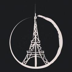 Pray for paris Pray For Paris, Tour Eiffel, Attentat Paris, Auras, Link, Creations, Peace, Paris Paris, Real Life