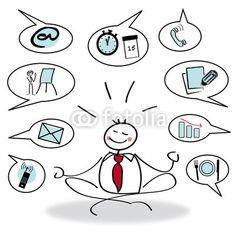 Entspannung, Stressabbau, multitasking