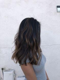 Brown Hair Balayage, Hair Highlights, Hair Color For Black Hair, Brown Hair Colors, Biolage Hair, Competition Hair, Aesthetic Hair, Brunette Hair, Hair Looks