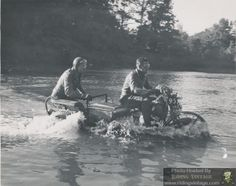 Riding Vintage: The Jack Pine Endurance Run