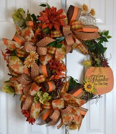 Hey, I found this really awesome Etsy listing at https://www.etsy.com/listing/236396309/autumn-fall-wreath-autumn-wreath-fall