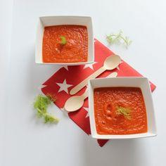 Soupe fenouil et tomate : la recette facile Nutrition, Meat, Html, Hot Appetizers, Olive Oil, Recipes