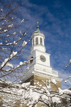 The William Penn Charter School Clock Tower. My elementary and high school. William Penn, Clocks, Philadelphia, Diva, Studios, High School, Tower, Education, Photography