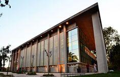 Biblioteca U. Talca / Valle Cornejo Arquitectos