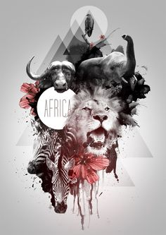 AFRICA DIGITAL ARTWORK (www.valentinedesign.co.za)