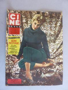 CINEREVUE 1959 KIM NOVAK ANTHONY PERKINS FERNANDEL REVUE HEBDOMADAIRE   eBay