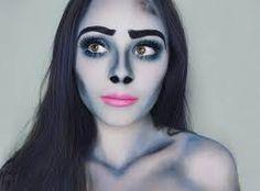Resultado de imagen para maquillaje de el cadaver dela novia
