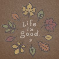 Circling Leaves, come on Fall.  #Lifeisgood #Dowhatyoulike